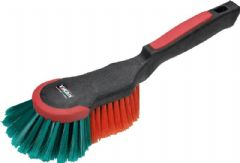 Vikan Hand Brush with Rubber Edge 524652